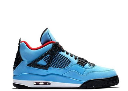Air Jordan 4 Retro Cactus Jack