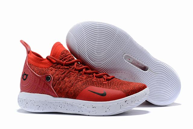 Nike KD 11 Shoes China Red