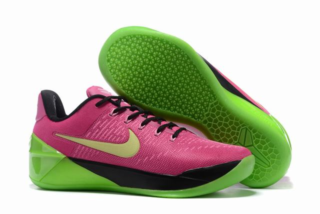 Nike Kobe AD 12 Air Cushion Shoes Pink Green