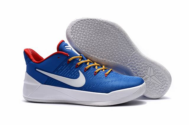 Nike Kobe AD 12 Shoes Royal Blue White
