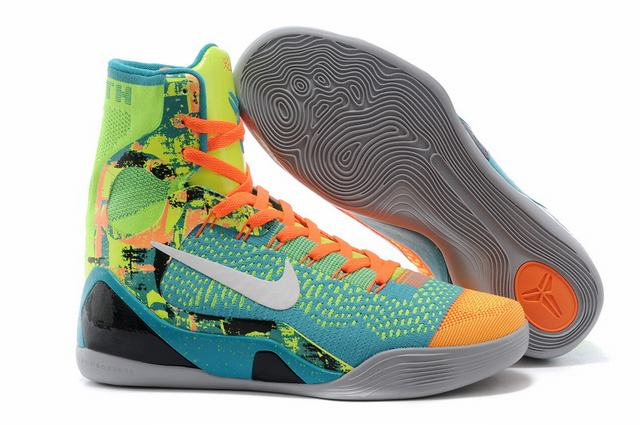 Kobe 9 Shoes Elite Fools Day