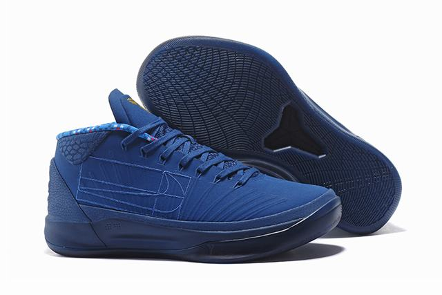 Nike Kobe AD EP Shoes Mid Philippines Blue