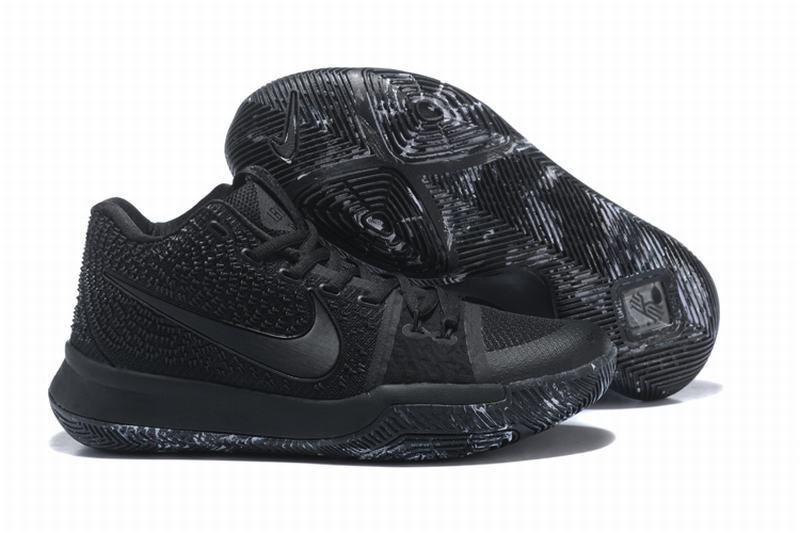 New Nike Kyire 3 All Black