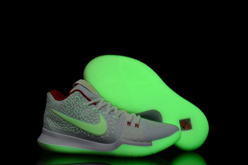 New Nike Kyire 3 Luminous White