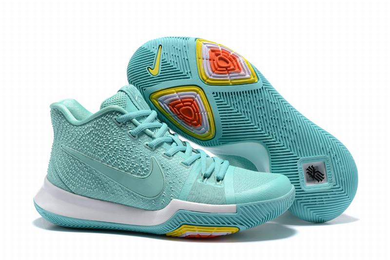 New Nike Kyire 3 Mint Green