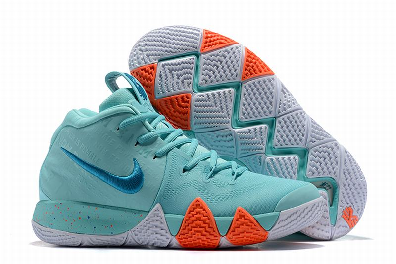 New Nike Kyire 4 Mint Green Blue