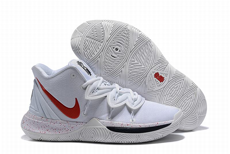 New Nike Kyire 5 All White