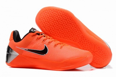 Nike Kobe AD 12 Air Cushion Shoes DeRozan Orange